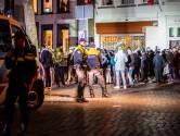 NAC-supporters geven gehoor aan oproep politie om naar huis te gaan