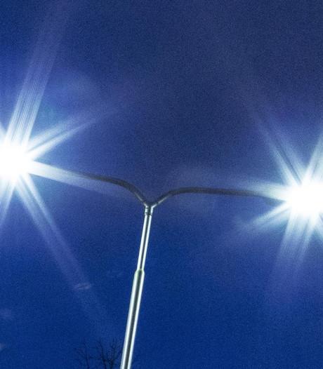 Straatverlichting Soest reageert op verkeer