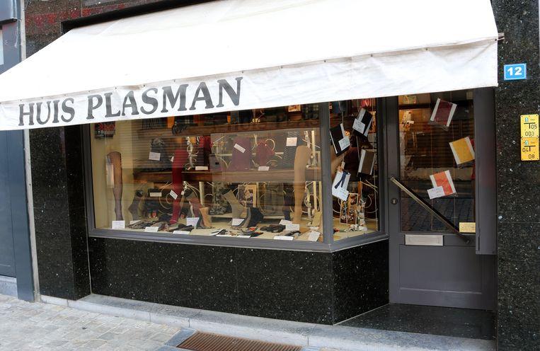 Huis Plasman in de Zandstraat is de oudste winkel in Herentals