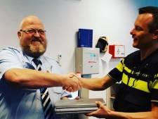 ROC  Nijmegen krijgt gestolen laptops terug die dief aanbood aan opkoper