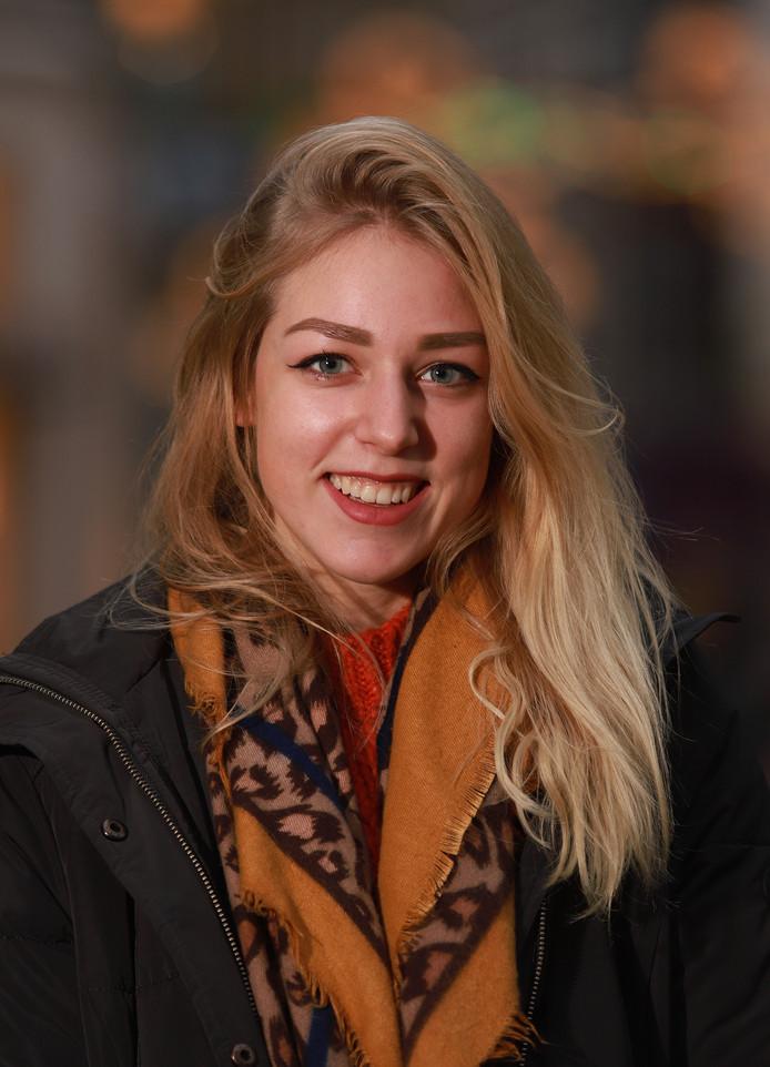 Gabi Degen (20).