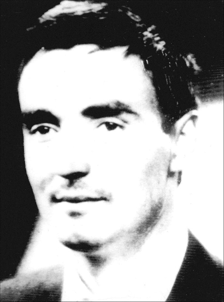 Archieffoto van Frans Meijer, een van de ontvoerders van Freddy Heineken.