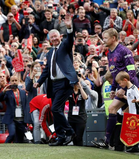 Legendes ManUnited en Bayern spelen replay historische CL-finale