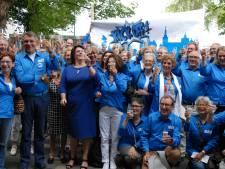 Blauwe Engelen en Nuland willen elkaar ondersteunen