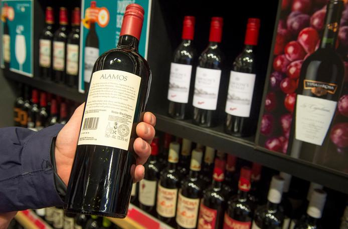De wijnproductie is in zestig jaar niet zo laag geweest.