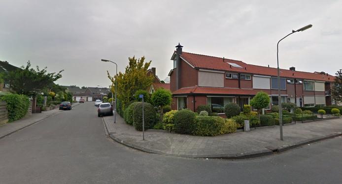 De Beetsstraat in Harderwijk.