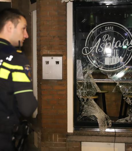 Inbrekers café opgepakt na slechts enkele tientjes buit te hebben gemaakt