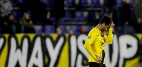 Spelers NAC gaan keihard af en laten het helemaal lopen tegen FC Utrecht: 0-4