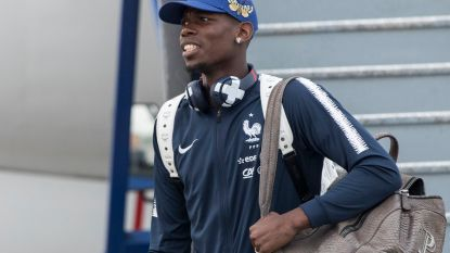 WK KORT 10/6: Ook Frankrijk zet voet op Russische bodem - Colombia vindt vervanger voor pechvogel - Lachende Salah op weg naar WK