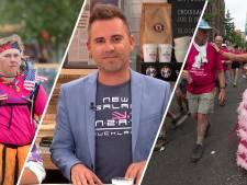 De Ochtend Show to go geheel in het teken van Roze Woensdag van Nijmeegse Vierdaagse