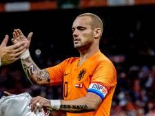 Sneijder speelde al maanden niet meer, maar bevestigt nu ook einde loopbaan