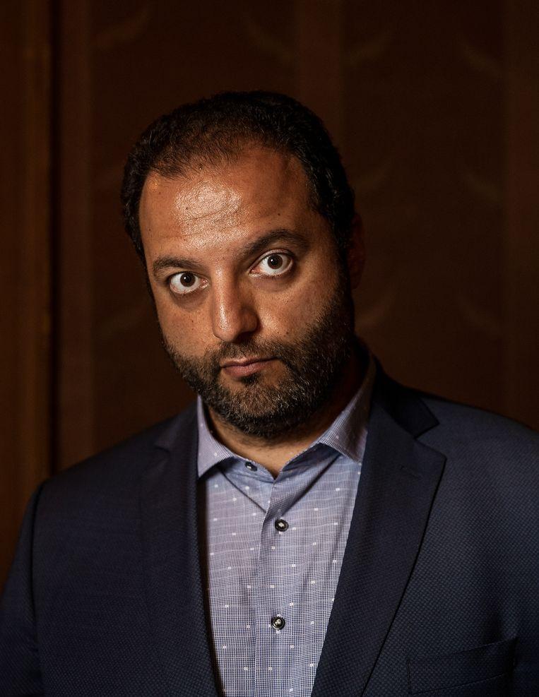 Uğur Üngör: 'De westerse obsessie met IS vind ik een vorm van islamofobie.' Beeld Jiri Buller