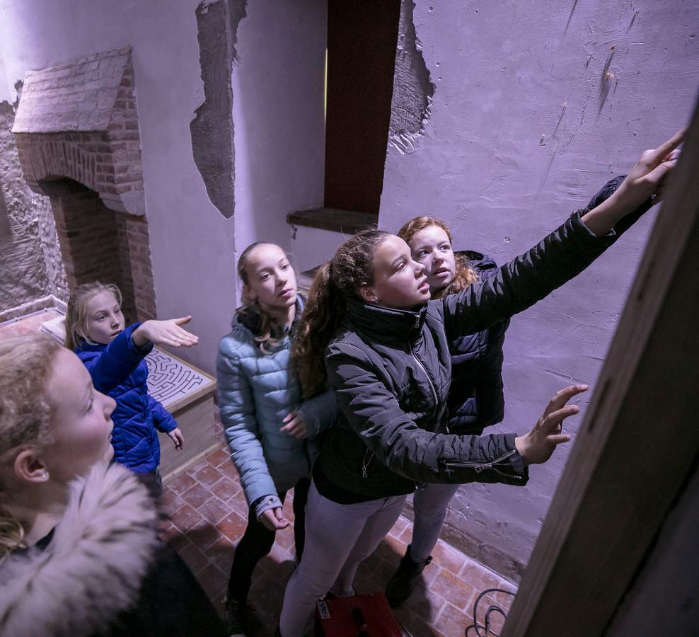 Escape-room Loevestein.