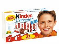 L'enfant des paquets Kinder ne ressemble plus à ça