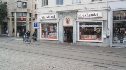 Standaard Boekhandel aan het Sint-Baafsplein sluit de deuren wegens huur te duur