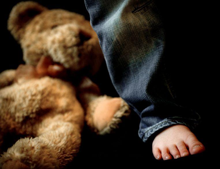 Mishandelde kinderen moeten gemiddeld acht maanden wachten op hulp. Beeld ANP XTRA