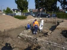 Opgravingen rond De Burcht leveren nieuwe inzichten op