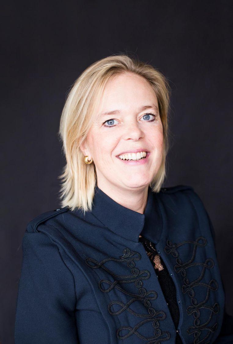 Gabriëlle Janssen Beeld Eva Plevier