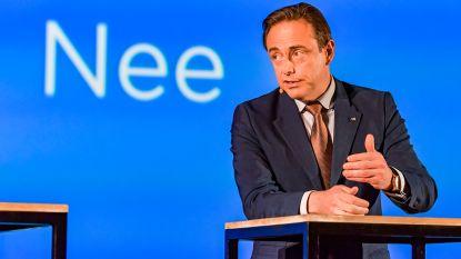 """De Wever tempert euforie na oprollen clan Y.: """"Er zijn nog zeker vijf Antwerpse misdaadfamilies actief"""""""