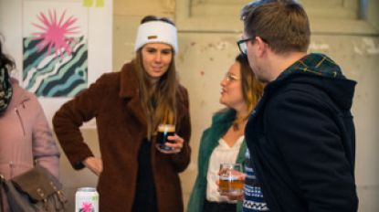 Malse ontwerpt etiket voor extreem bier van Dutch Bargain