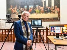 """Un de Vinci dans une abbaye belge? """"C'est sûr à 85%"""""""