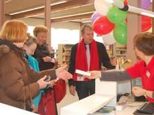 Bibliotheek in Nijkerk  zondagmiddag open