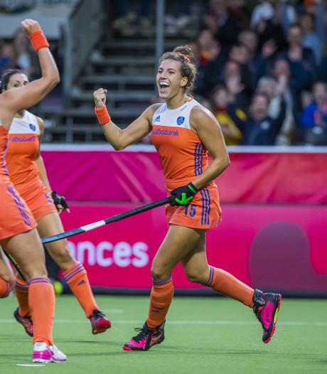 KNHB: hockeyduels tussen Oranje en Australië in Den Bosch uitgesteld vanwege corona