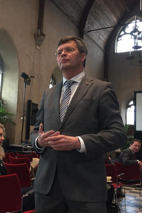Balkenende: 'Ondernemer  moet wereld verbeteren'