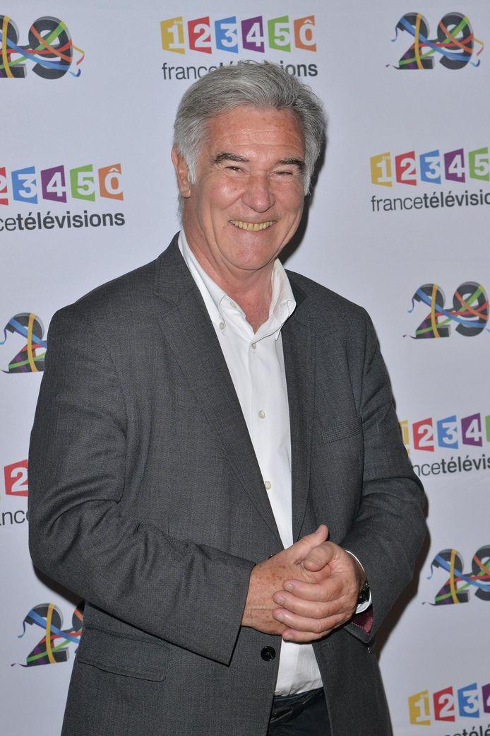 Le journaliste Georges Pernoud.