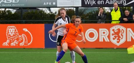 Velden Nivo-Sparta Zaltbommel en Achilles Veen weer toneel van internationaal meidenvoetbal