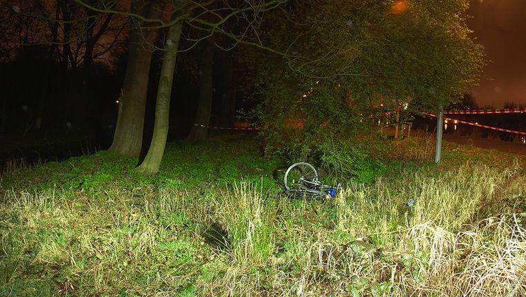 De verkrachting vond plaats bij de Borcht bij het Amstelpark in Zuid. Beeld Opsporing Verzocht