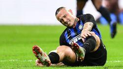 Icardi bezorgt Inter volle buit nadat Donnarumma zich helemaal miskijkt op voorzet, Nainggolan valt al snel uit met enkelblessure