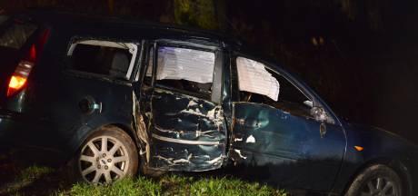 Automobilist gewond nadat hij van de weg raakt in Breda