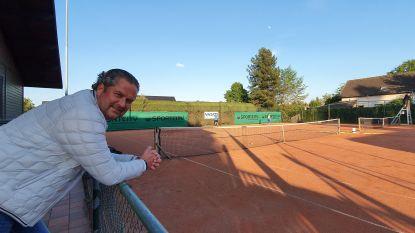 """TC De Vrijheid slaakt zucht van opluchting: """"Eindelijk weer tennissen"""""""
