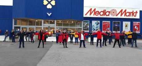 """Les travailleurs du Makro de Lodelinsart ont débrayé mardi matin: """"De gros soucis de dialogue social"""""""