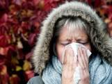 Niet iedereen met verkoudheidsklachten blijft thuis