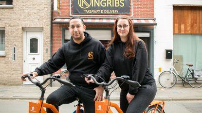 """""""Gat in de markt ontdekt in Sint-Niklaas"""": KingRibs uitgeroepen tot beste nieuwkomer van het land bij TakeAway.com"""