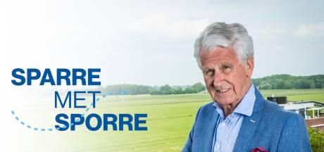 Sparre met Sporre | Corona-voetbal: In stilte juichen met de handen in de zakken lijkt me erg ingewikkeld