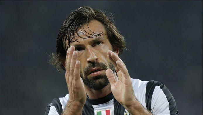 Pirlo zwaait na het volgende WK af bij 'La Squadra Azzurra'.