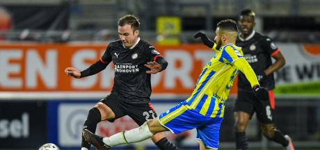 PSV maatje te groot voor RKC in Waalwijk