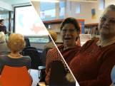 Froon (70): In mijn klasje zitten zelfs mensen met een zuurstoftank