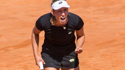Onze Fed Cup-dames blijven in Wereldgroep I: Mertens bezorgt België beslissende punt tegen Italië