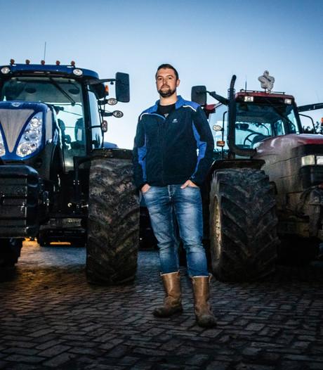 Hoe Dordtenaar Arnold het boerenprotest beleefde: 'Dit is toch machtig mooi'