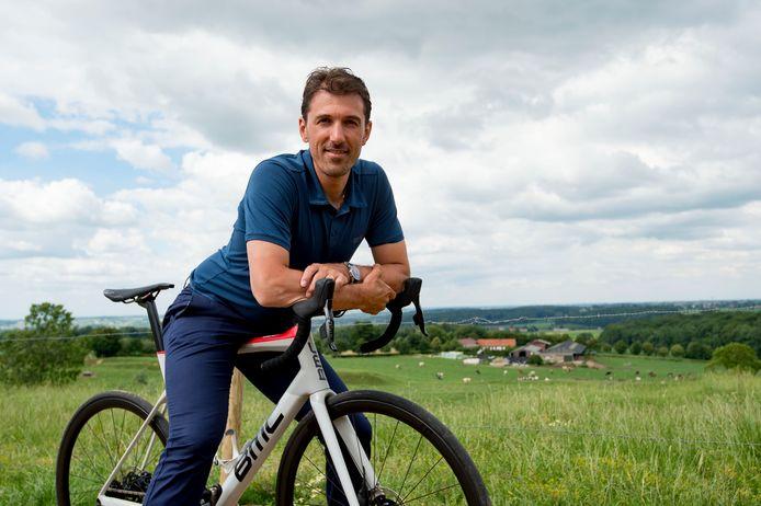 Archiefbeeld - Fabian Cancellara kwam de toertocht in 2019 zelf voorstellen in Kluisbergen, maar op het evenement is het door het coronavirus nog wachten tot mei 2021.