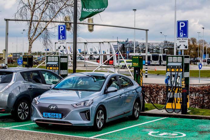 Verkoop Elektrische Auto S Meer Dan Verdubbeld Binnenland Ad Nl