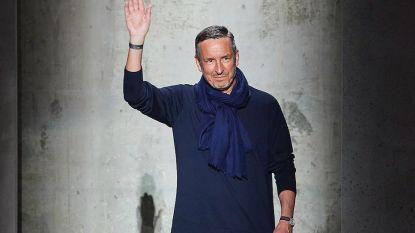 Ontwerper Dries Van Noten genomineerd voor twee awards bij 'Oscars van de modewereld'