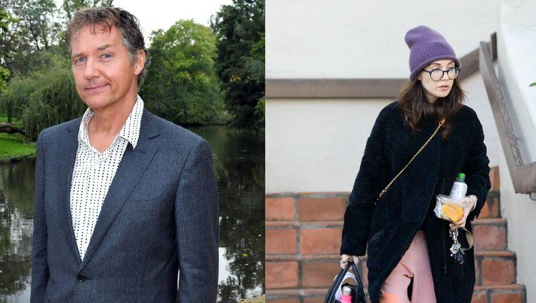 Acteurs Thom Hoffman en Carice van Houten. Beeld