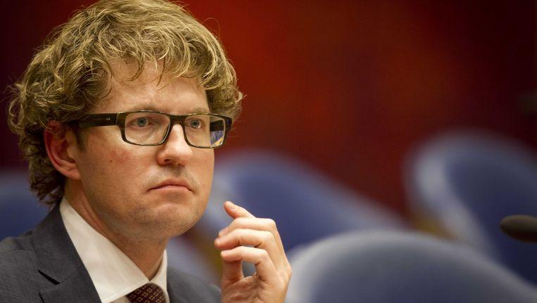 Sander Dekkers laconieke mededeling is dat als de kerken hun erediensten en vieringen willen uitzenden, ze dat zelf maar moeten betalen. Beeld ANP
