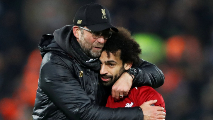 Salah zorgt voor opluchting bij Liverpool
