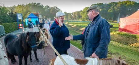 Volle bak inzetten op ponypromotie bij ponymarkt Brakel